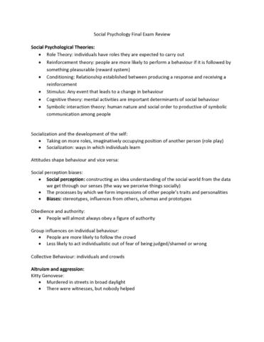 socpsy-1z03-final-social-psychology-final-exam-review