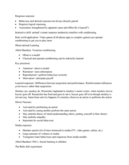 PSYC1003 Lecture Notes - Lecture 15: Casual Dating, Electrodermal Activity, Albert Bandura