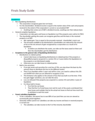 MGMT 127B Study Guide - Final Guide: Limited Partnership, General Partnership, Network Layer
