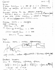 STAT333 Lecture Notes - Lecture 23: Similan Islands