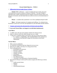 NRS 213 Lecture Notes - Lecture 1: Healthy Diet, Statin, Oral Cancer