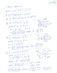 MATH 200 Lecture 3: EXp log rule