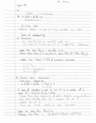 ECON599 Lecture 5: 5