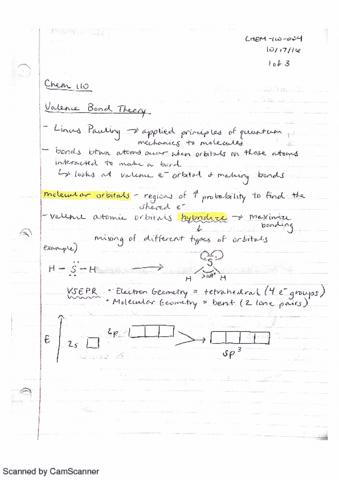 chem 110 final exam study guide
