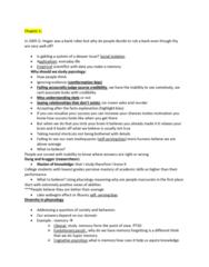 CAS PS 101 Study Guide - Quiz Guide: Wilhelm Wundt, Ulric Neisser, Parachuting