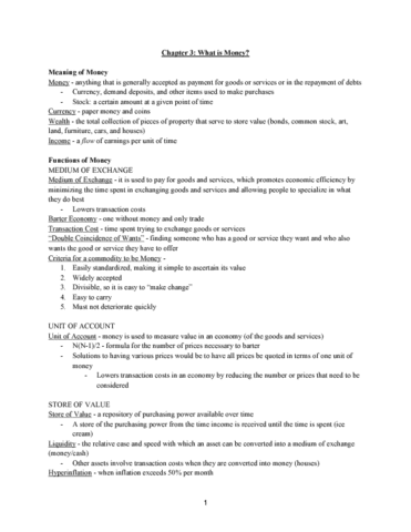 econ 3 notes Notes: highest math requirement for this degree is  managerial economics ( dss) or ecn 4010: intermediate microeconomics, 3 or 3, c grade required.