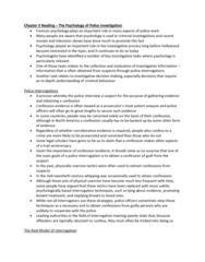 PSYC 2400 Chapter Notes - Chapter 3: George Metesky, Psychopathology, Environmental Psychology