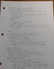 CLAS 100 Lecture 10: Clas 100-10