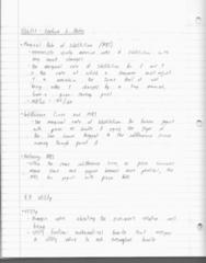 EC 301 Lecture Notes - Lecture 6: Ummah, Informa