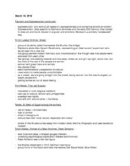 ART 142 Lecture Notes - Lecture 22: Roman Art, Der Blaue Reiter, Henri Matisse