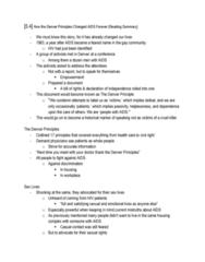 INTE 398 Chapter 5.4: Denver Principles Reading Summary