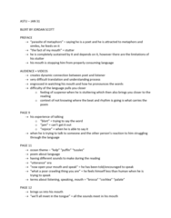 ASTU 100 Lecture Notes - Lecture 9: Ope, Lake Trout