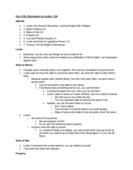 GOV 312L Lecture Notes - Lecture 9: Absolute Monarchy, Common Good, Public Good