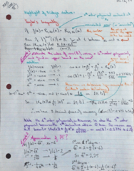 MATH 119 Lecture 7: Taylor's Inequality (Finding the Error)
