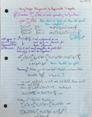 MATH 119 Lecture 8: Using Taylor Polynomials to Approximate Integrals