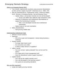 SGMA 591 Lecture Notes - Lecture 10: Harvard Business Publishing, Capital Market, Capital Accumulation