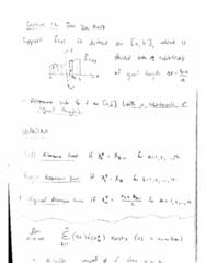 MATH 105 Lecture Notes - Lecture 12: Riemann Sum