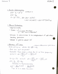 CHEM 116 Lecture Notes - Lecture 7: In C, Spontaneous Process