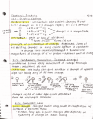 PHY 21 Chapter 21.1-21.5: PHY 21 Textbook (21.1-21.5)