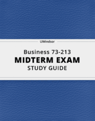 73-213 Study Guide - Comprehensive Midterm Guide: Kevin Systrom, Sergey Brin, Jeff Bezos