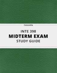 INTE 398 Study Guide - Comprehensive Midterm Guide: United Nations Security Council Resolution 1308, Cipla, Zidovudine