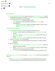 Psychology 2030A/B Final: Psychology 2030A - Final Exam