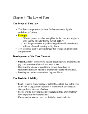 Bu231 Chapter 4 7 Midterm Notes Oneclass