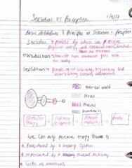 PSYCH-100 Lecture 6: sensation vs perception