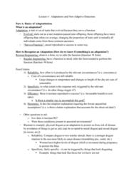 PSYC 3100 Lecture Notes - Lecture 6: Prosopagnosia, Opportunity Cost, Agnosia