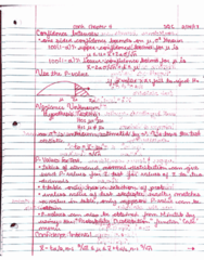 IE 4385 Lecture 5: SQC comtinuation Ch. 4