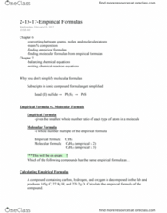 CHEM 107 Lecture Notes - Lecture 22: Fluorine, Chemical Formula, Ionic Compound