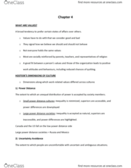COMM 222 Chapter Notes - Chapter 4: Job Satisfaction, Discrepancy Theory, Job Security
