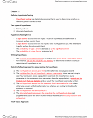 MGMT 1050 Chapter 11: CH 11 Notes