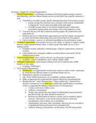 Sociology SOC-R 100 Chapter Notes - Chapter Ch. 6: Transnationalism, Iron Cage, Externality