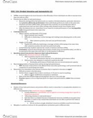 PSYC 330 Chapter Notes - Chapter 4: Visual Search, Daniel Kahneman, Behaviorism