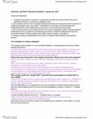 GEND 1006 Lecture Notes - Lecture 4: Japanese Canadians, Social Capital, Unfree Labour