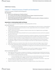 IDSB04H3 Chapter Notes - Chapter 3: Management System, Capital Flight, Sustainable Development Goals