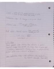 ECON 2105H Lecture 9: CPI Formulas