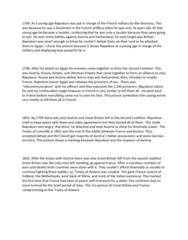 ENGL 1101 Lecture 42: Napoleon timeline description