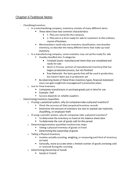 ACG 2021 Chapter 6: Chapter 6 Textbook Notes
