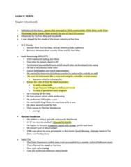 MUSI 102 Lecture Notes - Lecture 8: Cymbal, Benny Goodman, Jitterbug