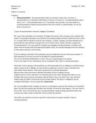 BADM*1010 Study Guide - Final Guide: False Imprisonment, Bailment, Income Tax