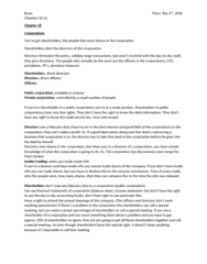 BADM*1010 Lecture Notes - Lecture 11: Embezzlement, Canadian Imperial Bank Of Commerce, Liability Insurance