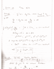 MATH 105 Lecture Notes - Lecture 27: Random Variable