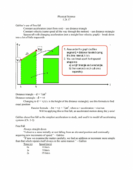 PSC 1121 Lecture Notes - Lecture 5: Hypotenuse, Original Position