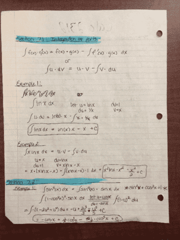 mac-2312-lecture-3-section-7-1-intergration-by-parts-and-part-of-section-7-2