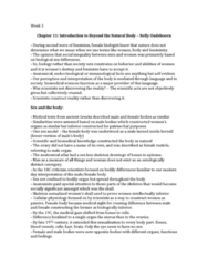 WGS200Y5 Lecture Notes - Lecture 3: Violent Criminal Apprehension Program, Indian Act, Homophobia