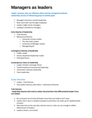 MGT10001 Chapter Notes - Chapter 18: Job Satisfaction