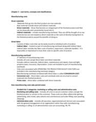 AFM102 Lecture Notes - Lecture 2: Combined Gas And Steam, Income Statement, European Cooperation In Science And Technology