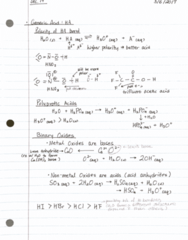 CHEM 116 Lecture Notes - Lecture 19: Nonmetal